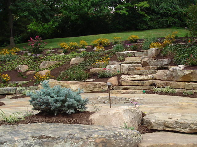Softscape and Planting by Aching Acres Landscaping