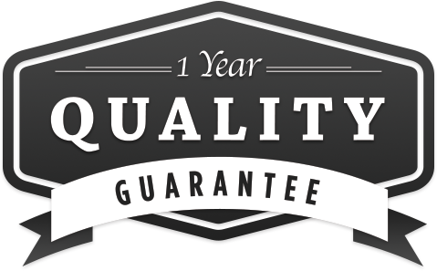 Aching Acres 1 Year Quality Guarantee
